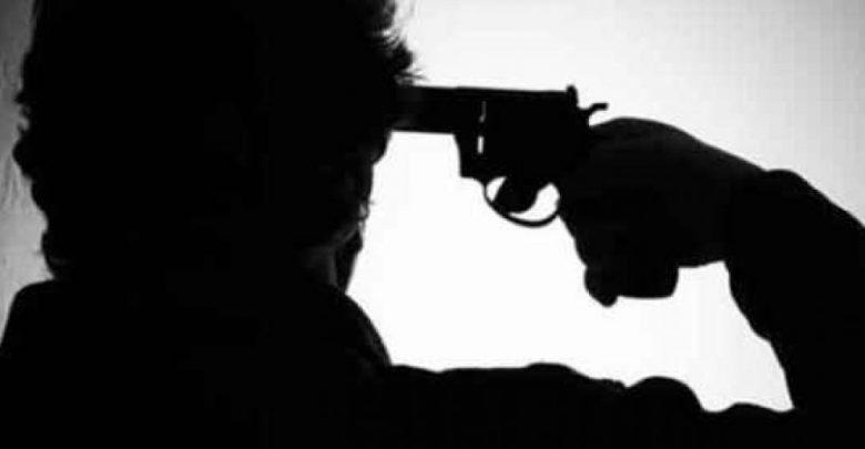 الرصاص  احد الطرق للانتحار