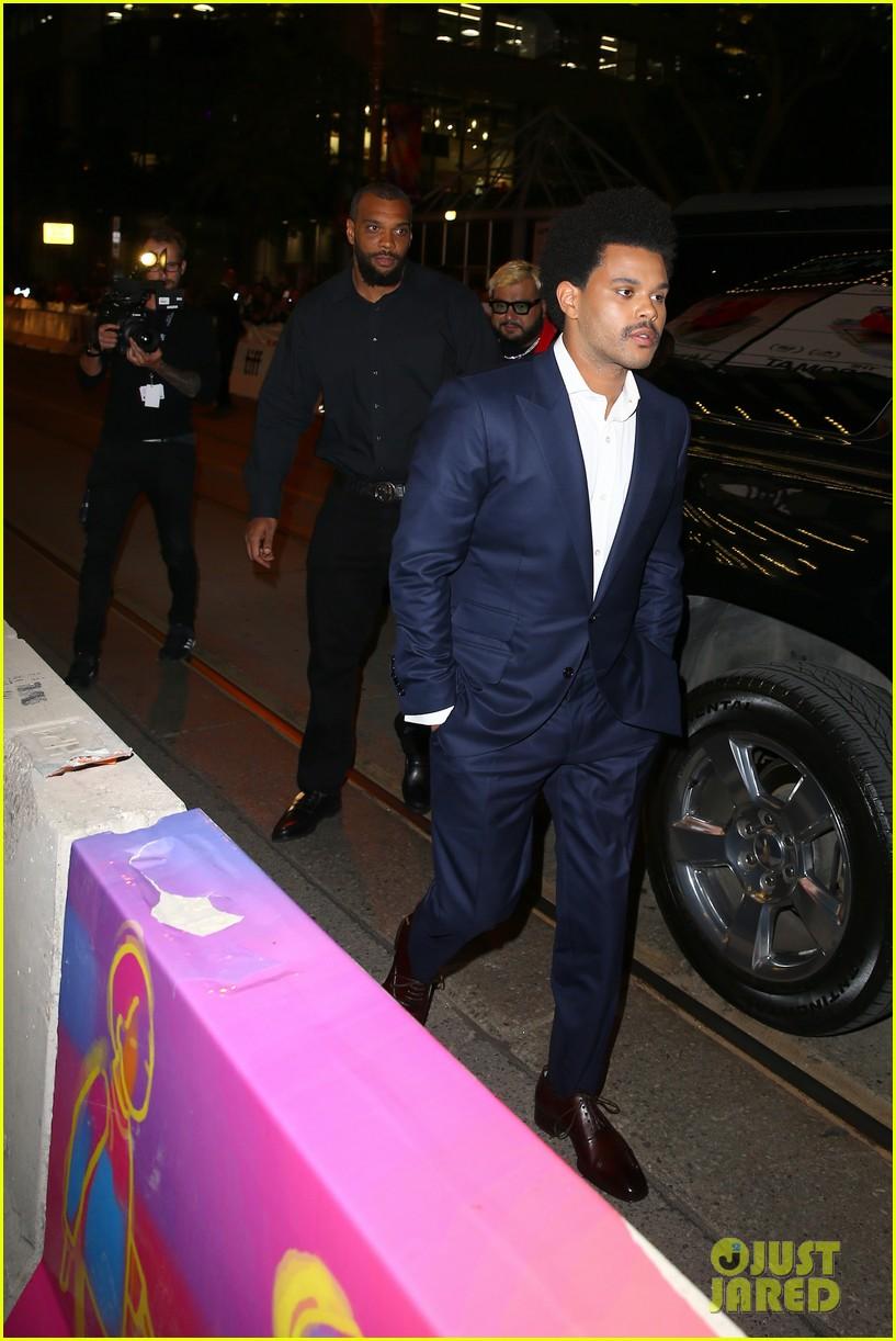 The Weeknd في مهرجان تورنتو السينمائي (3)