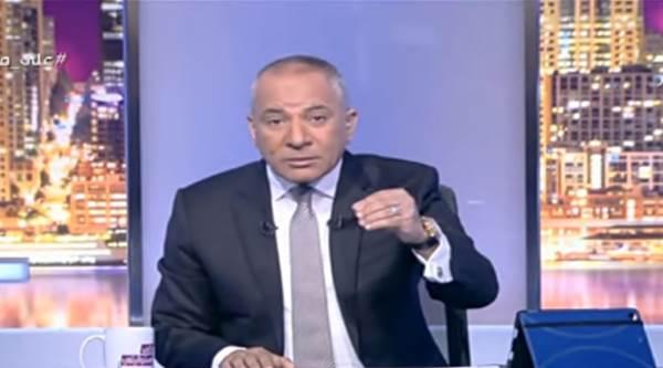 أحمد موسى فى برنامج على مسئوليتى