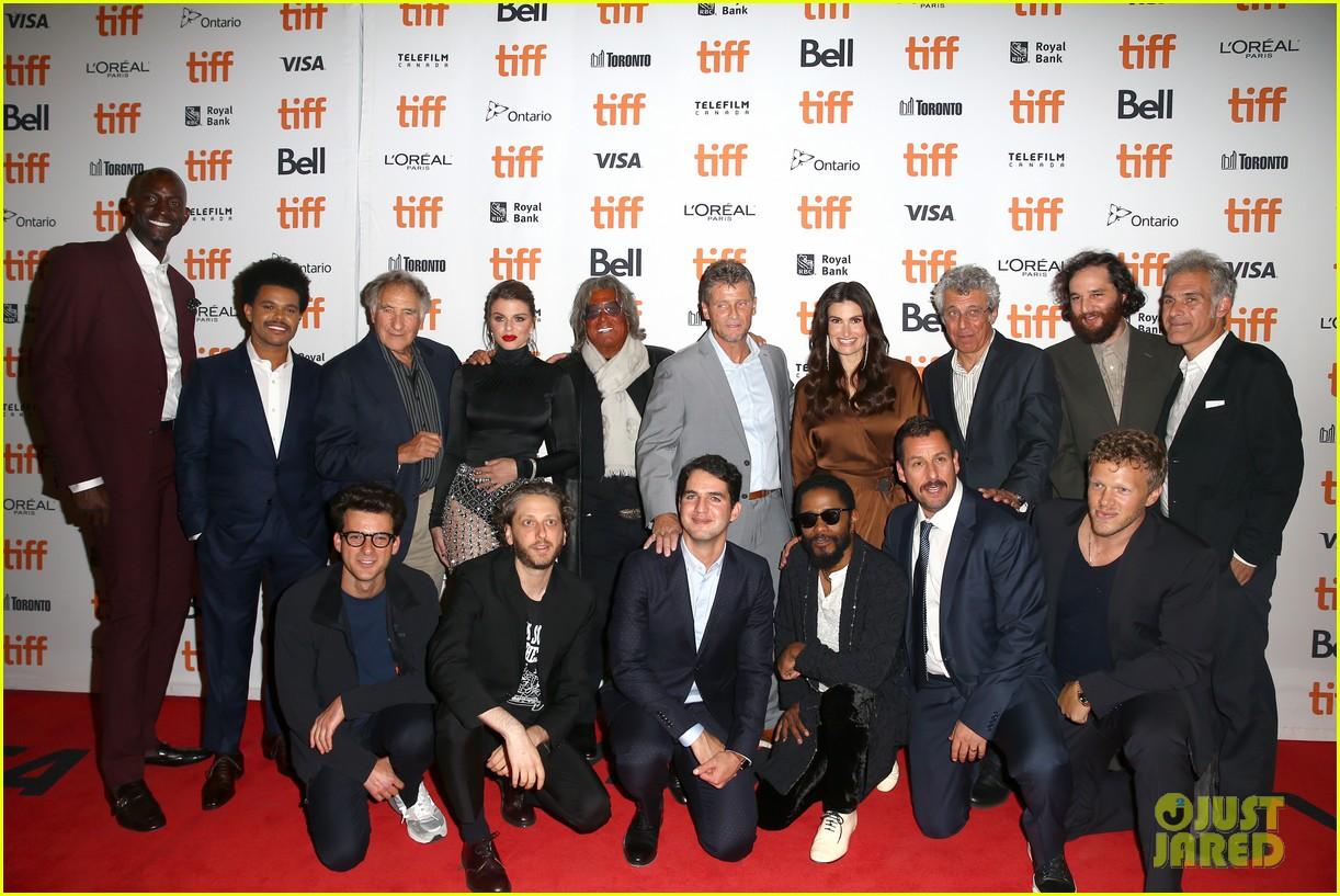 The Weeknd في مهرجان تورنتو السينمائي (5)