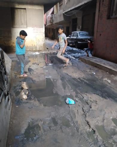 مياه الصرف الصحي