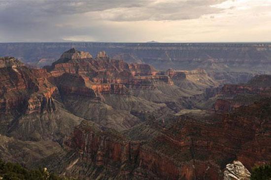 مناظر خلابة لجراند كانيون في أريزونا الأمريكية (5)