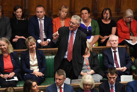 مجلس النواب البريطانى