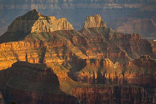 مناظر خلابة لجراند كانيون في أريزونا الأمريكية (4)