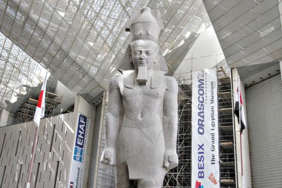جولة-وزير-الاثار-ف-المتحف-المصري-الكبير-تصوير-عمرو-مصطفي7-4-2019-(30)