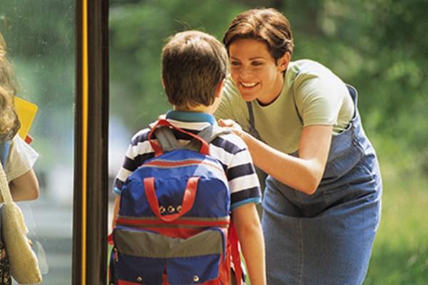 ازاى تعودى طفلك للذهاب المدرسة