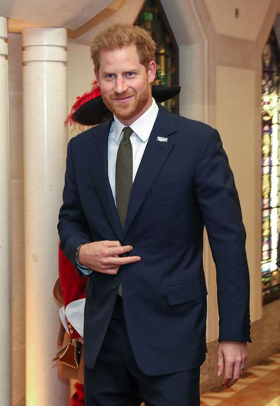 الأمير لاقى استقبالا حافلا