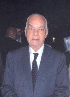 وزير الداخلية الأسبق اللواء أحمد رشدى