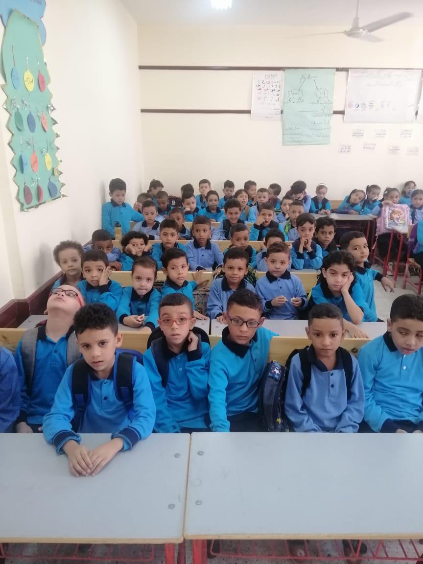 جولة وكيل تعليم الإسكندرية داخل المدارس (4)