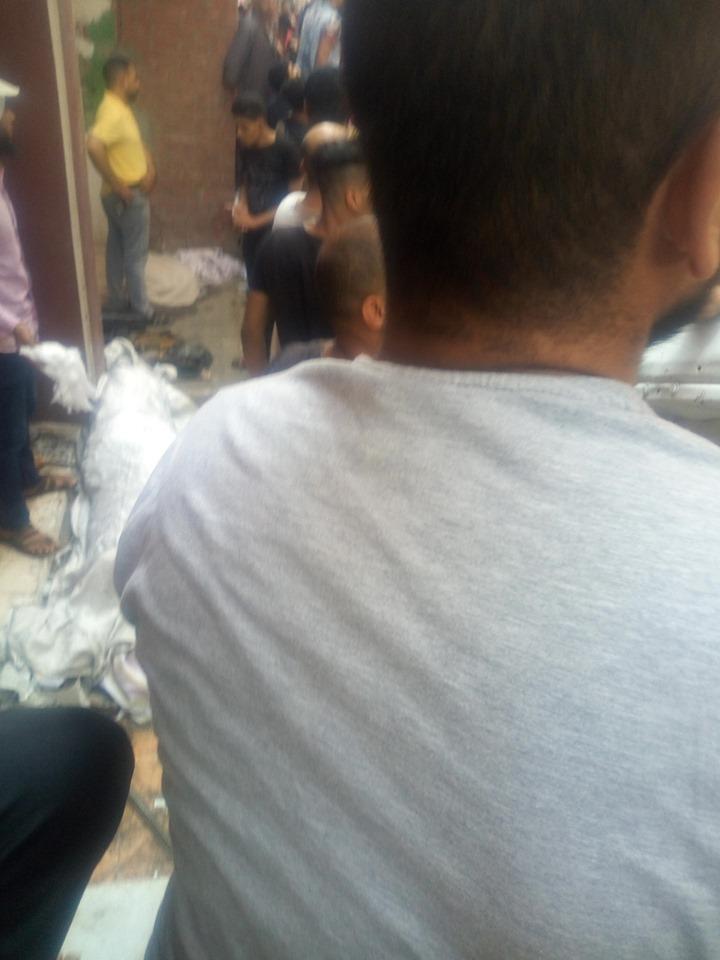 سقوط سيارة مكروباص من اعلى محور صفط نتج عنه عدد من الوفيات والمصابين (5)
