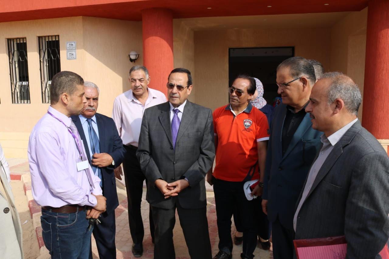 جولة محافظة شمال سيناء على المدارس (3)