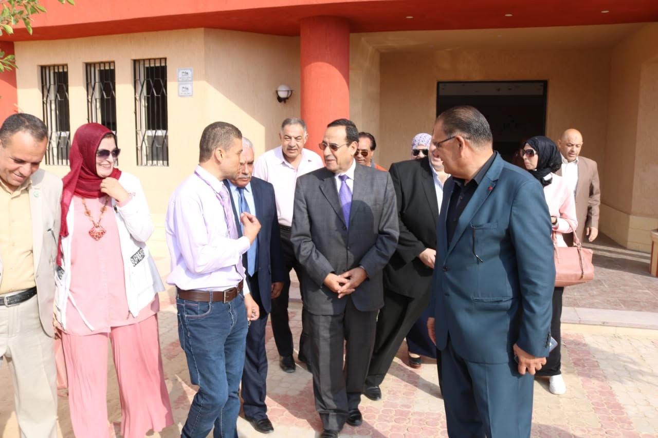 جولة محافظة شمال سيناء على المدارس (4)
