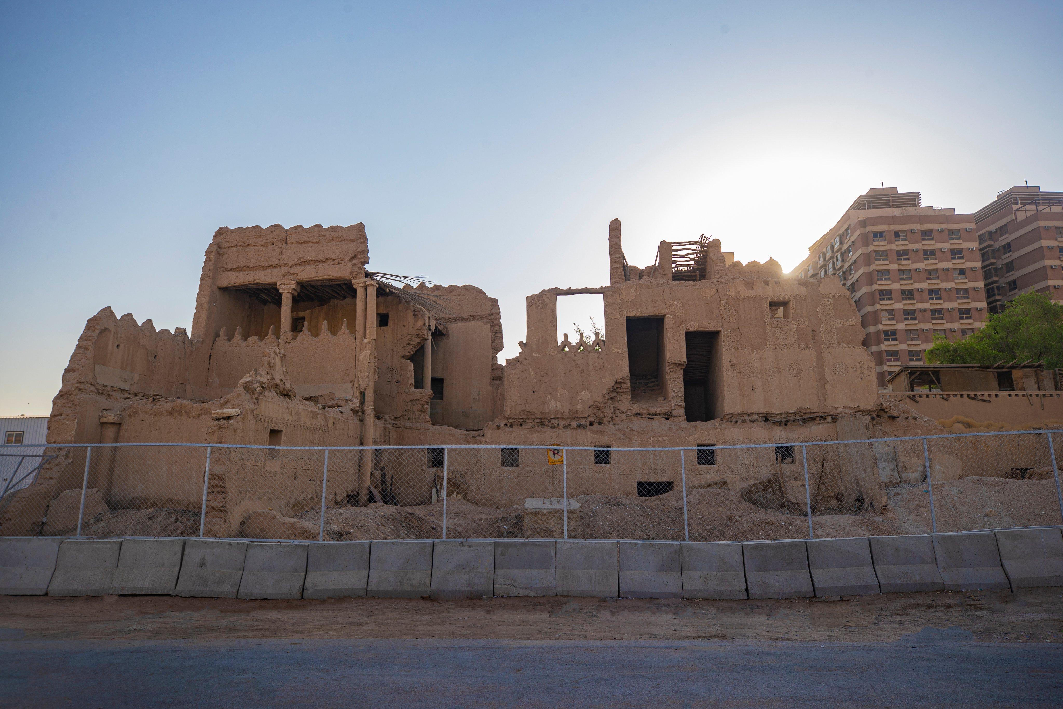 """قصر الأميرة نورة """"الشمسية"""""""