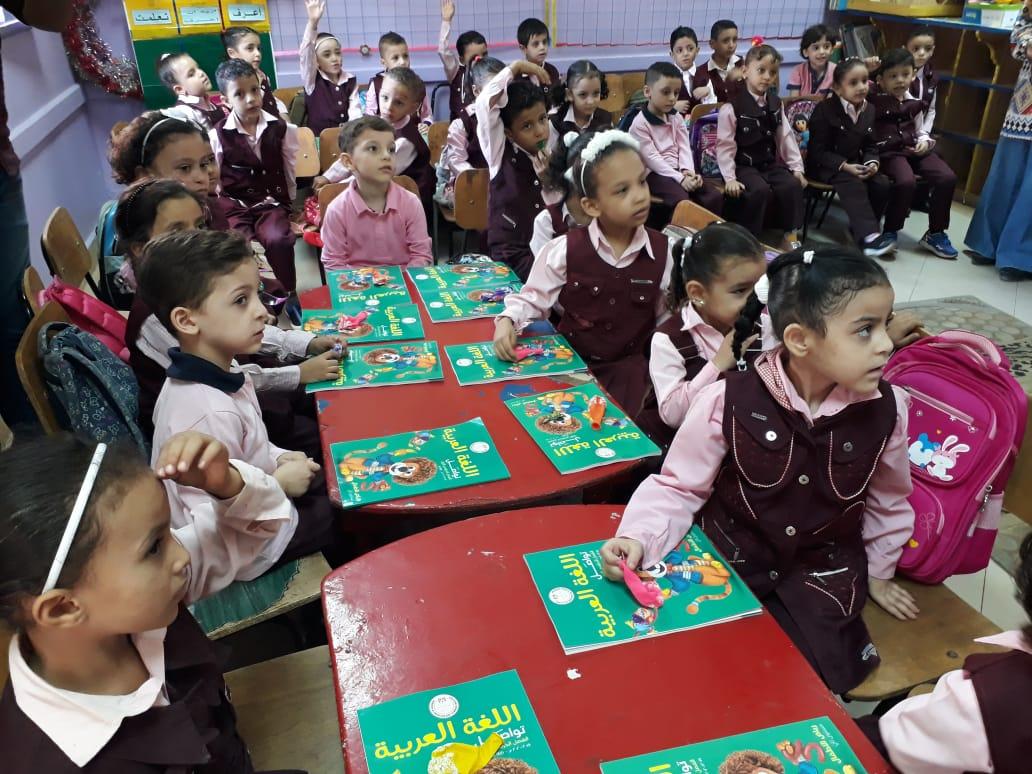 وكيل تعليم الفيوم يتفقد المدارس (2)