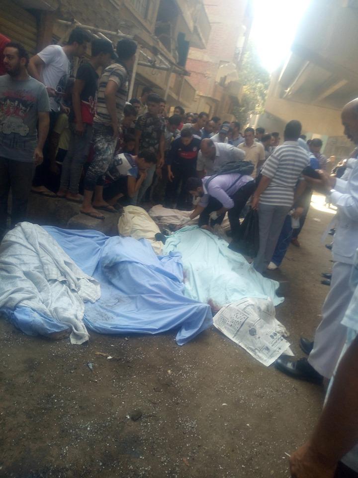 سقوط سيارة مكروباص من اعلى محور صفط نتج عنه عدد من الوفيات والمصابين (3)