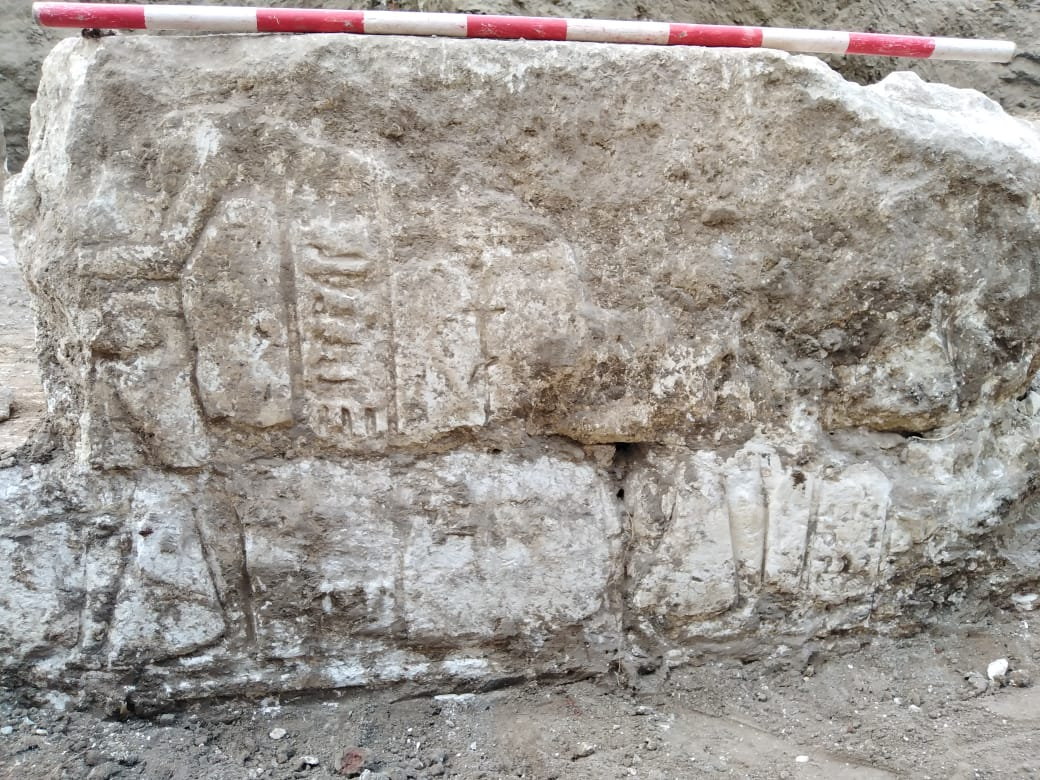 الأحجار المكتشفة فى سوهاج  (3)