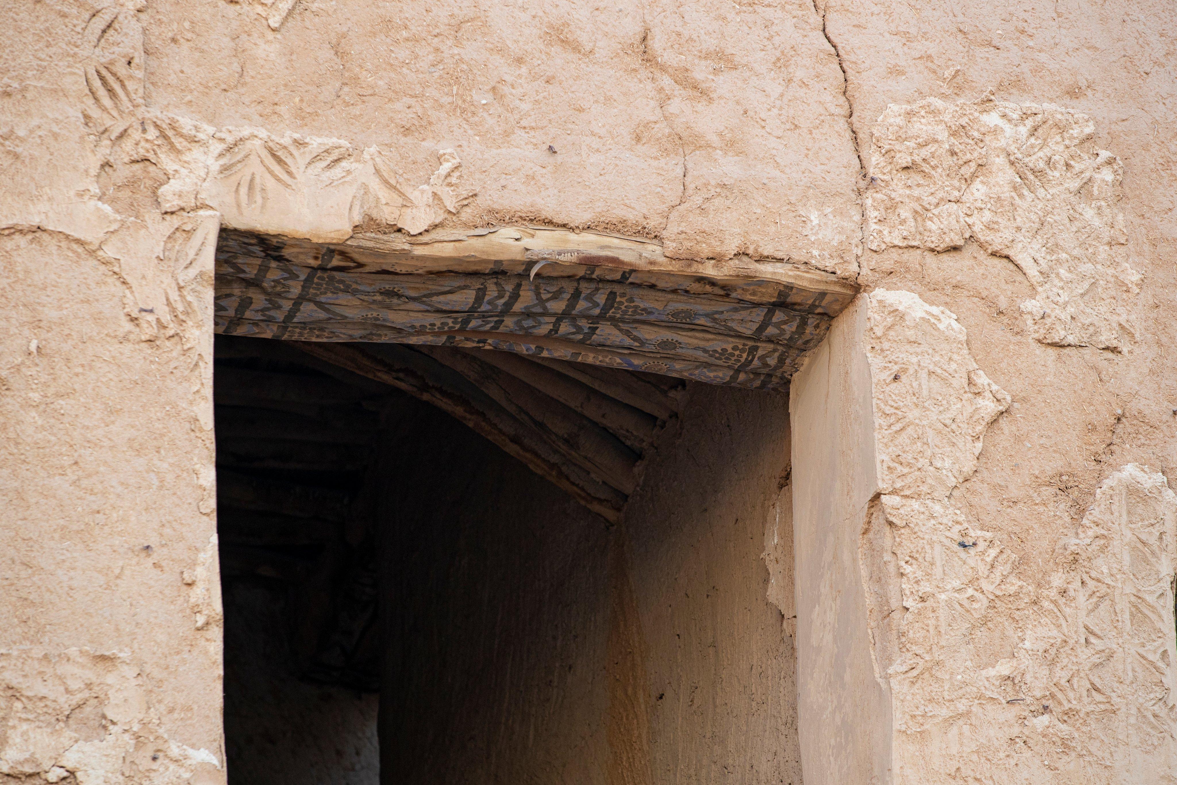 مدخل القصر