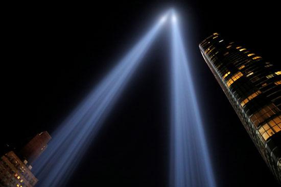 إحياء ذكرى 11 سبتمبر (2)