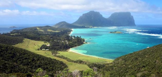بجزيرة لورد هاو (1)