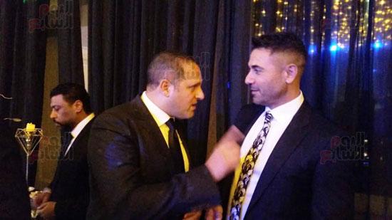 حفل زفاف أحمد فهمى وهنا الزاهد (9)