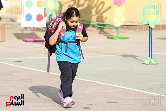 توافد التلاميذ على المدارس (6)