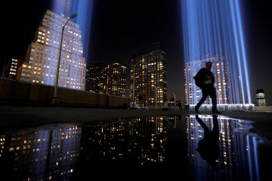 إحياء ذكرى هجمات 11 سبتمبر