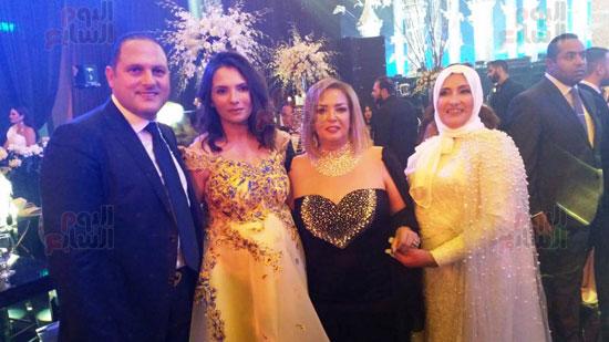 حفل زفاف أحمد فهمى وهنا الزاهد (6)
