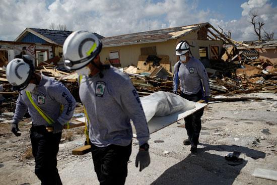 قوات الإنقاذ فى فلوريدا