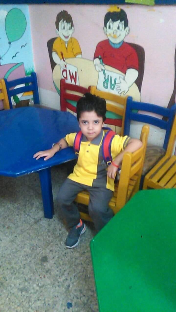 الطفل محمد