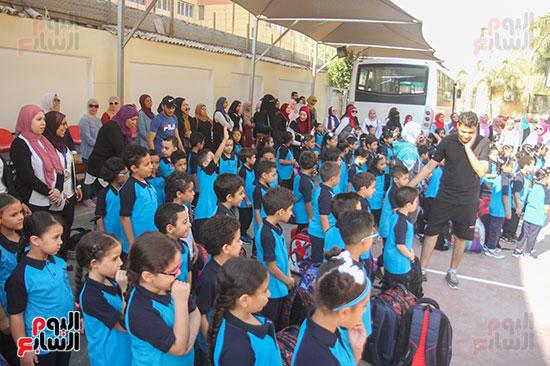 توافد التلاميذ على المدارس (15)