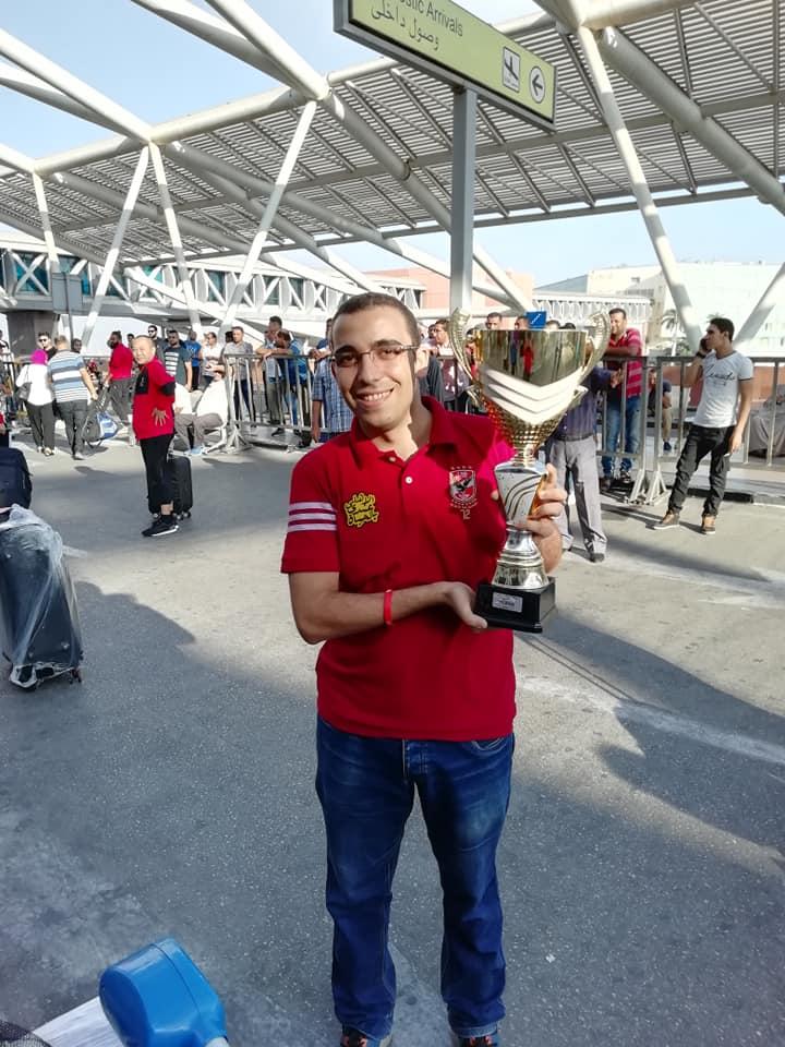 كاس البطولة العربية لتنس الطاولة