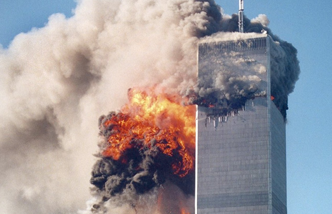 هجمات الحادى عشر من سبتمبر 2001