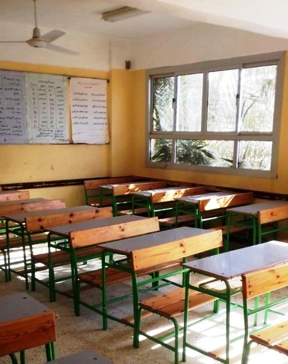 افتتاح 4 مدارس جديدة بمطروح واستعدادات مكثفة في جميع المدارس (3)