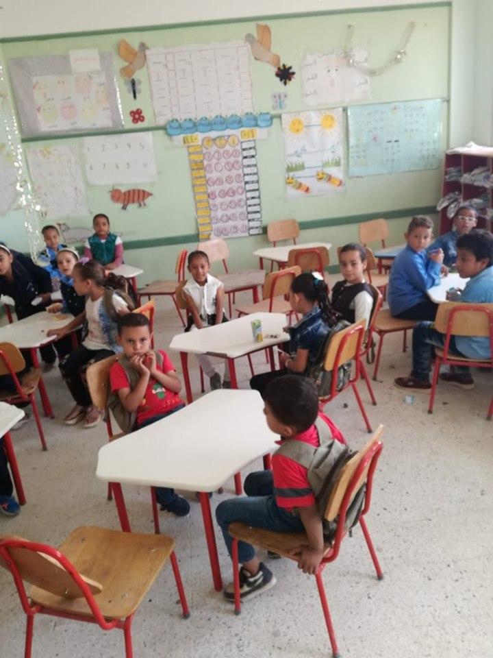 افتتاح 4 مدارس جديدة بمطروح واستعدادات مكثفة في جميع المدارس (7)
