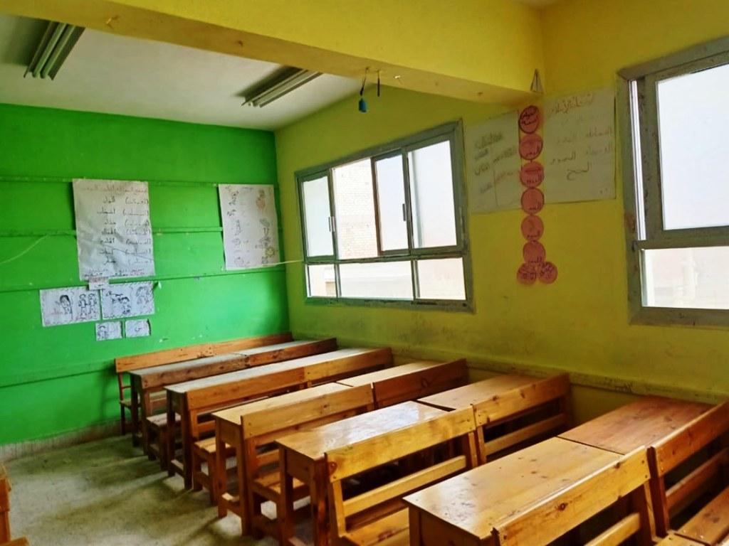 افتتاح 4 مدارس جديدة بمطروح واستعدادات مكثفة في جميع المدارس (4)