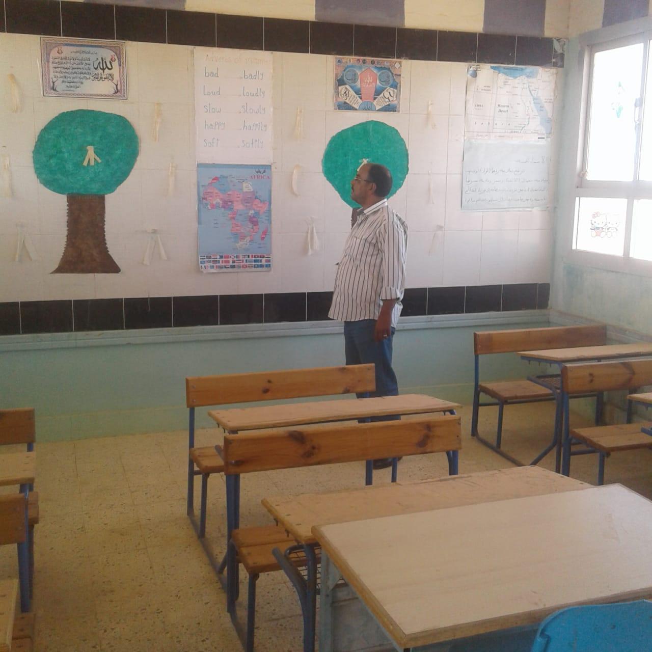 افتتاح 4 مدارس جديدة بمطروح واستعدادات مكثفة في جميع المدارس (11)