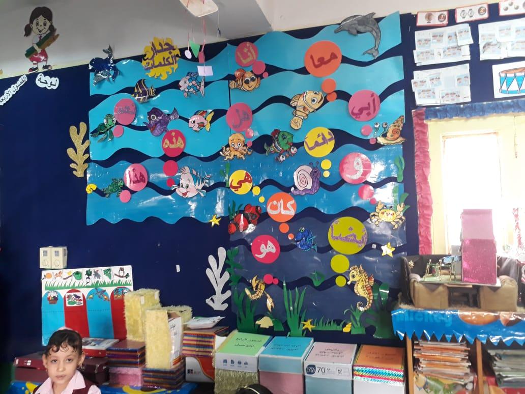 وكيل تعليم الفيوم يتابع مدارس شرق الفيوم (7)