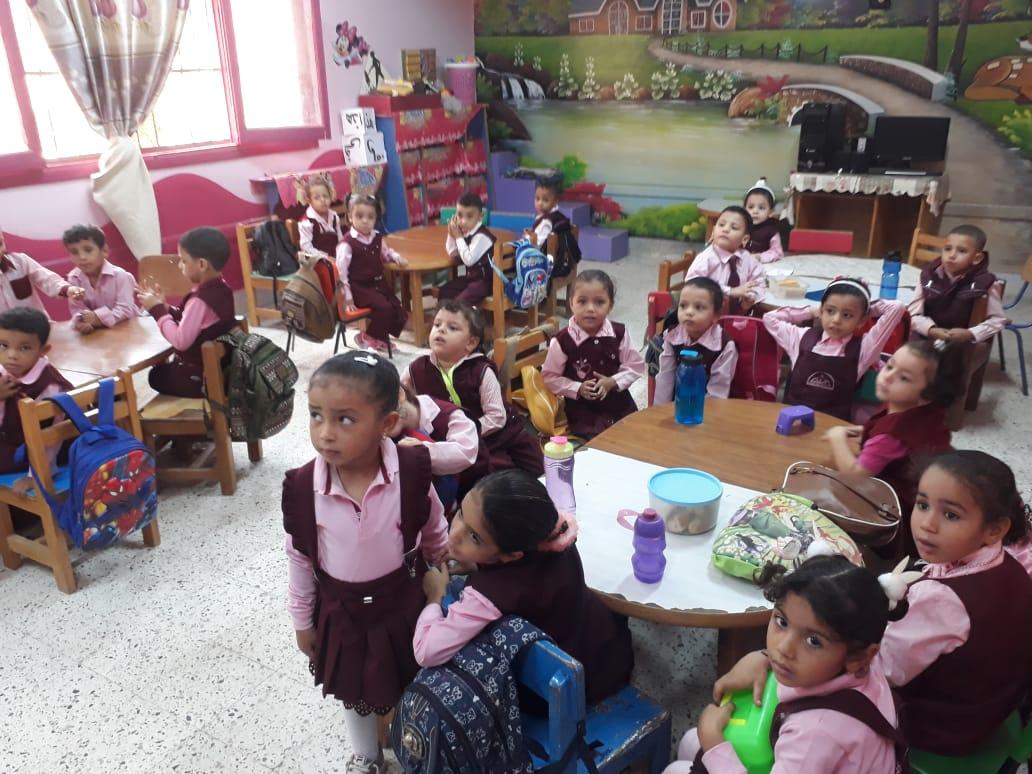 وكيل تعليم الفيوم يتابع مدارس شرق الفيوم (2)