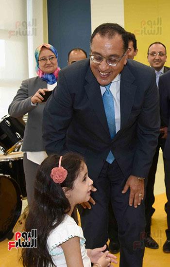 رئيس الوزراء يفتتح واحداً من أكبر المراكز التأهيلية لذوى الإحتياجات الخاصة (14)