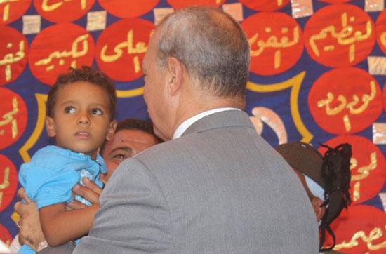 1 طفل فى جلسة صلح سابقة بقنا