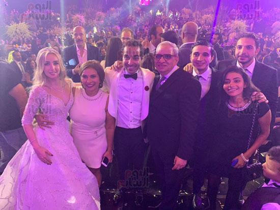حفل زفاف احمد فهمى وهنا الزاهد (4)