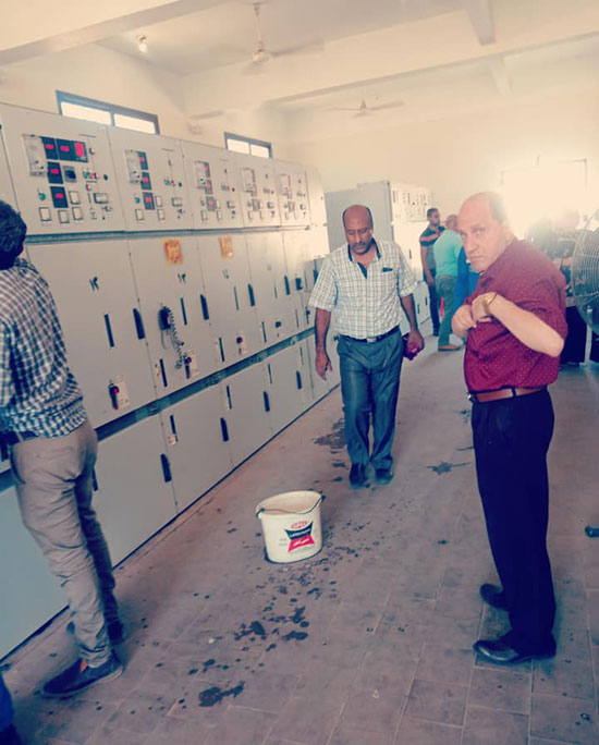 ربط الكهرباء لمدينة القصير بالشبكة الموحدة للجمهورية لأول مرة فى التاريخ غدًا (3)