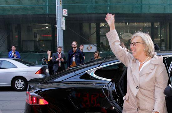 زعيمة-حزب-الخضر-الكندى-إليزابيث-ماى