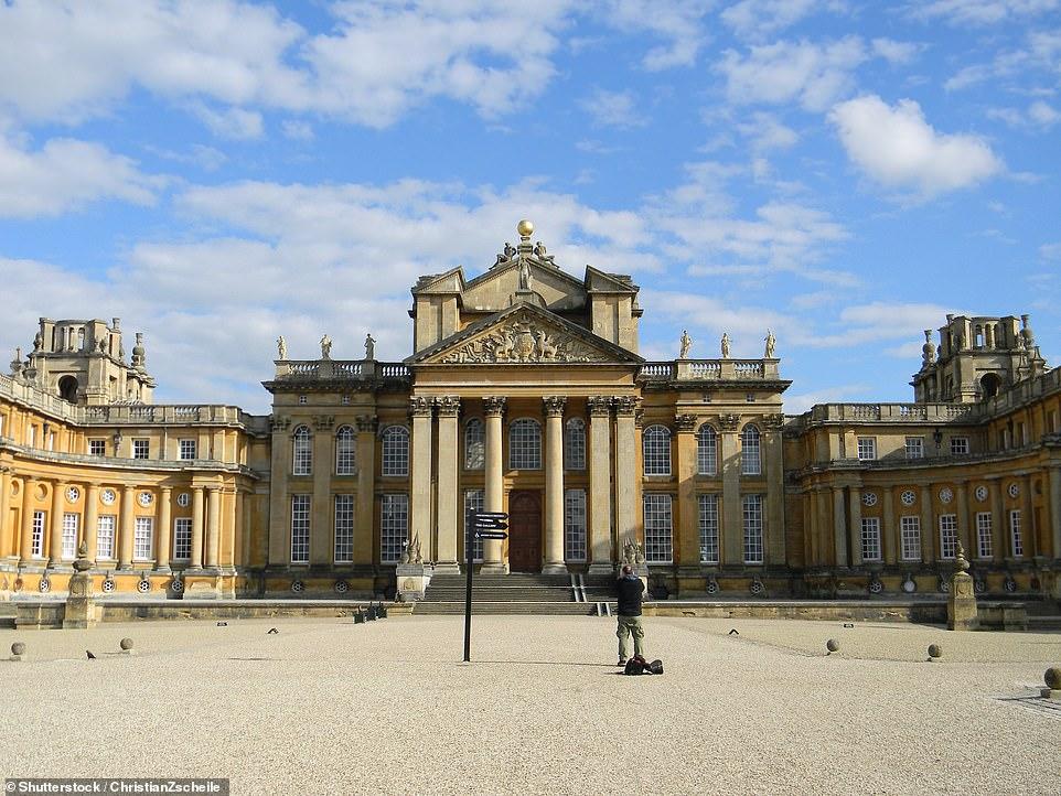 قصر بلينهايم