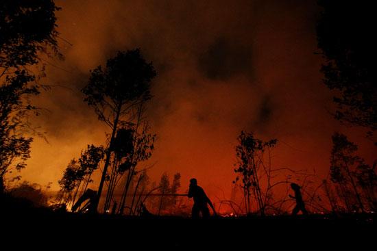 مكافحة الحرائق
