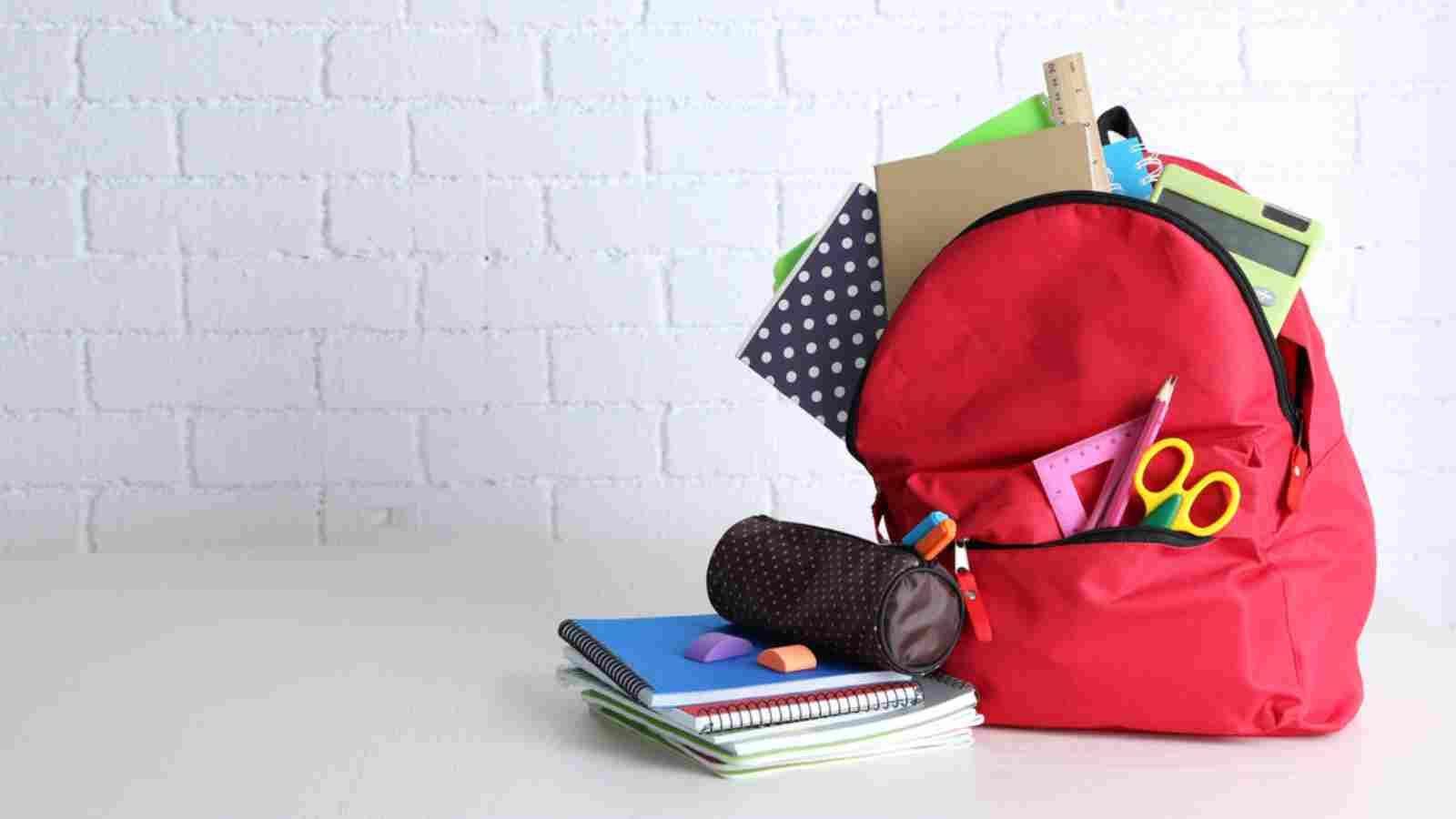 نصائح لتنظيف الحقيبة المدرسية  (2)