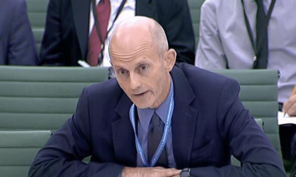 فيليب ريكيروفت ، السكرتير الدائم السابق في وزارة الخروج من الاتحاد الأوروبي