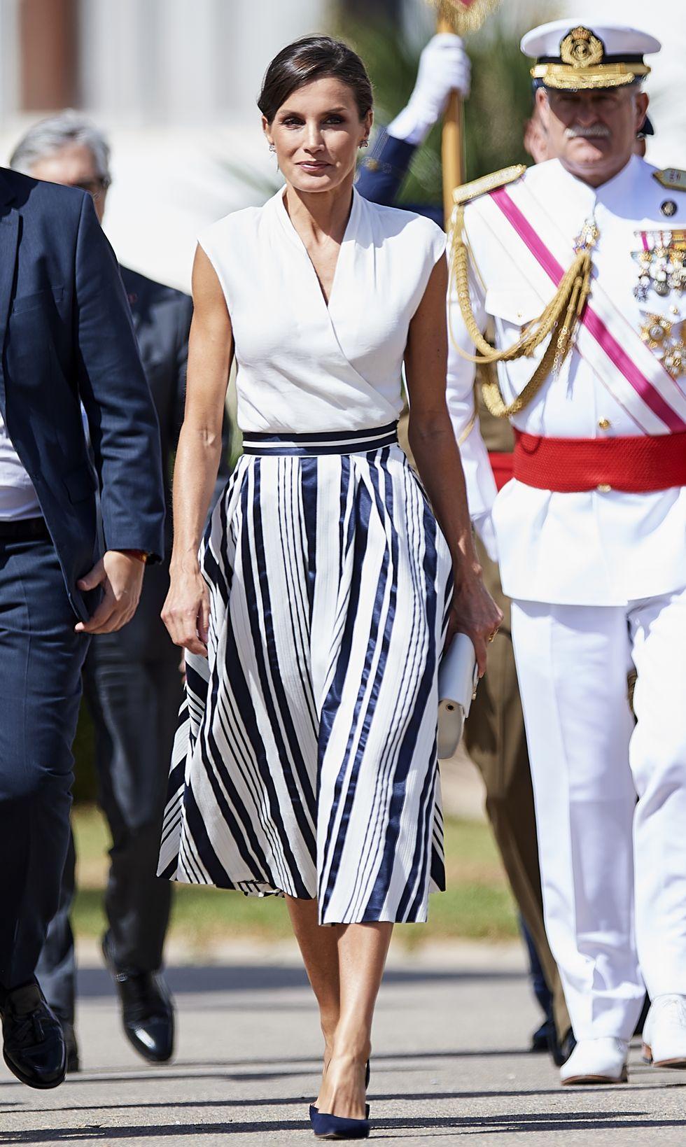 الملكة ليتيزيا تحتفل بعيد ميلادها ال 47