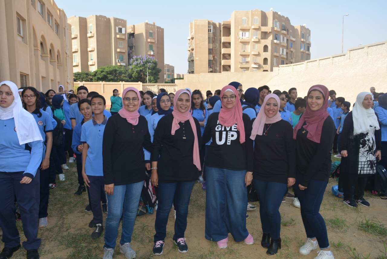 انطلاق العام الدراسى بمدرسة البكالوريا الدولية الحكومية (5)