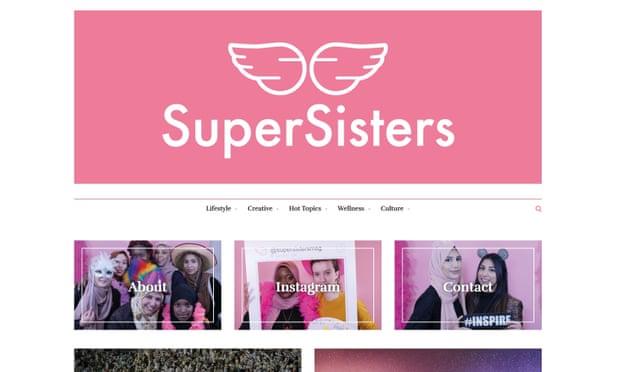 موقع supersisters